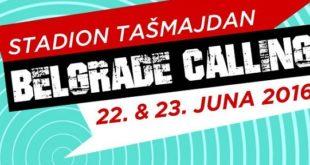 Belgrade Calling Festival 2016