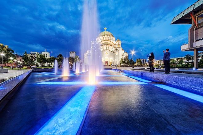 Plavi Beograd (foto: Shutterstock)
