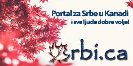 Portal za Srbe (u Kanadi)