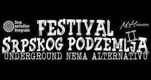 Underground bendovi, umetnici i izdavači na jednom mestu