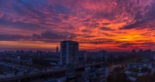 Veče u Beogradu
