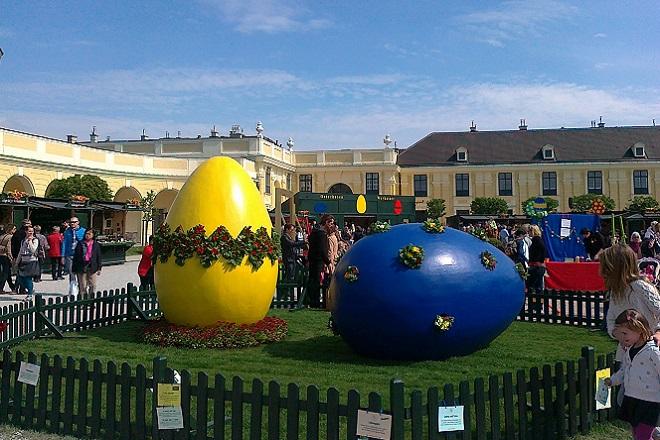 Beč: Uskršnji bazari