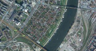 Novi Beograd na vodi - blok 18