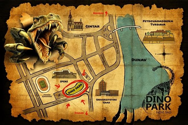 Dino park Novi Sad