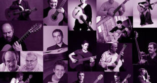 17. Guitar art festival - koncerti, časovi, predavanja, izložbe, takmičenja, druženje