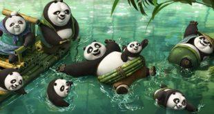 Bioskopski repertoari: Kung fu panda 3