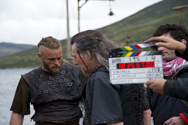 Sa seta Vikinga; Vikings © MGM Studios Inc
