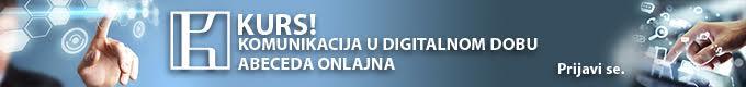 """Kurs """"Komunikacija u digitalnom dobu"""""""