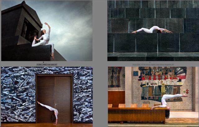 BINA: Urban joga (foto: Dušan Đorđević)