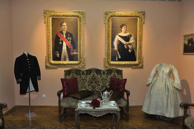Dom Jevrema Grujića: Steva Todorović - Portreti Jevrema i Jelene Grujić