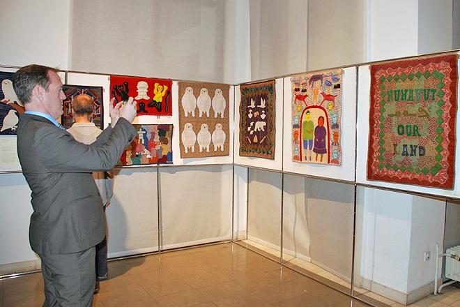 Etnografski muzej: Kanadske arktičke tapiserije