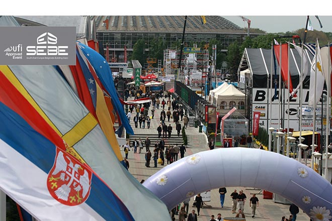 Međunarodni sajam građevinarstva, najveći u regionu