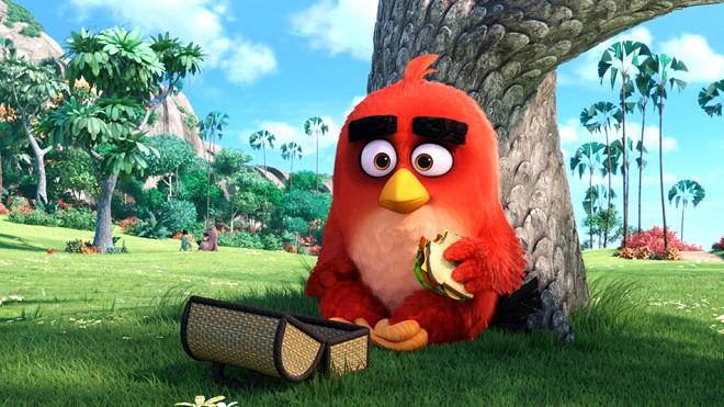 Bioskopski repertoari - Angry Birds film