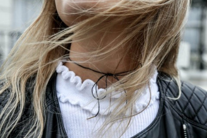 Napravite sami choker ogrlicu