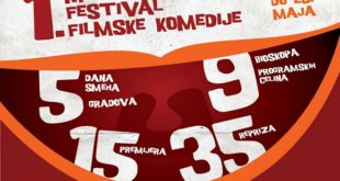 Festival filmske komedije - Comedy Fest
