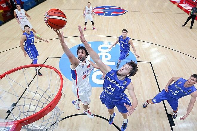 Kvalifikacioni košarkaški turnir za OI u Riju