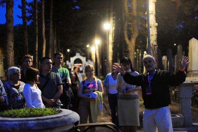 Noć muzeja - Jevrejsko groblje