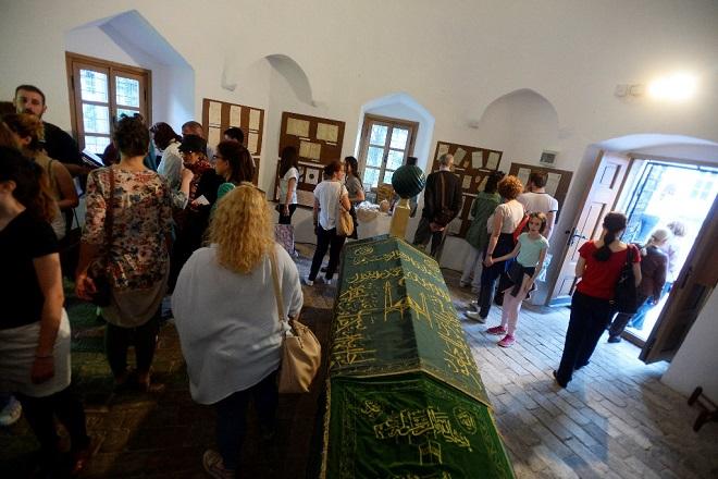 Noć muzeja - Seih Mustafovo turbe