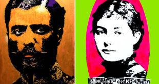 Portreti dinastije Obrenović kroz pank vizuelnu umetnost