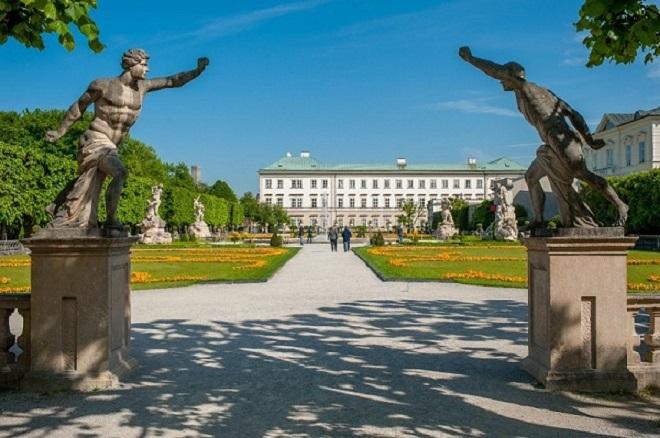 Salcburg, čudesni spoj klasike i moderne