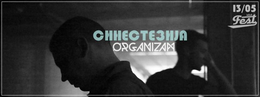 Sinestezija i Organizam u klubu Fest