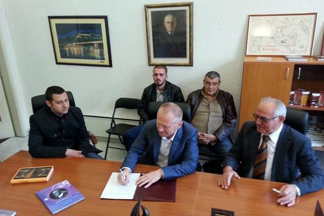 Uskoro - spomenik Milutinu Milankoviću: Potpisan ugovor