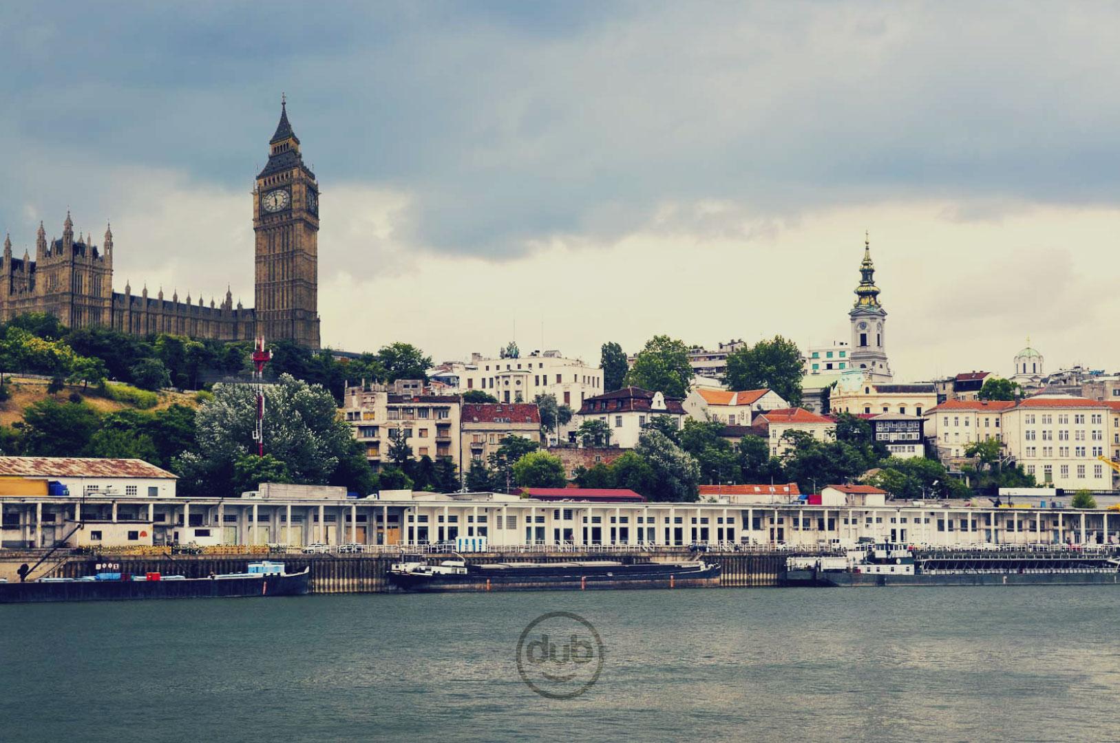 ŠBBKBB: Svetske atrakcije u Beogradu - Big Ben (foto: Shutterstock; montaža: Miloš Tripković)