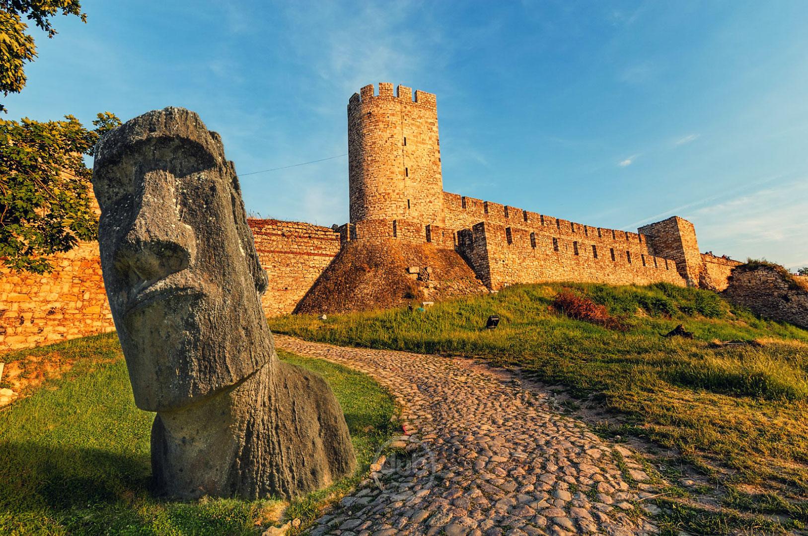ŠBBKBB: Svetske atrakcije u Beogradu - Mali Milivoje (foto: Shutterstock; montaža: Miloš Tripković)