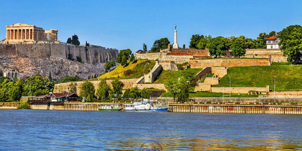 ŠBBKBB: Svetske atrakcije u Beogradu - Akropolj (foto: Shutterstock; montaža: Miloš Tripković)