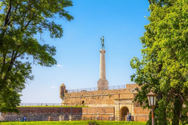 Sunday Times: Beograd idealan za city break (foto: Shutterstock)