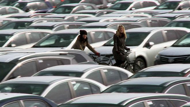 Bicikli protiv automobila