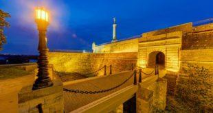 Noć na Beogradskoj tvrđavi