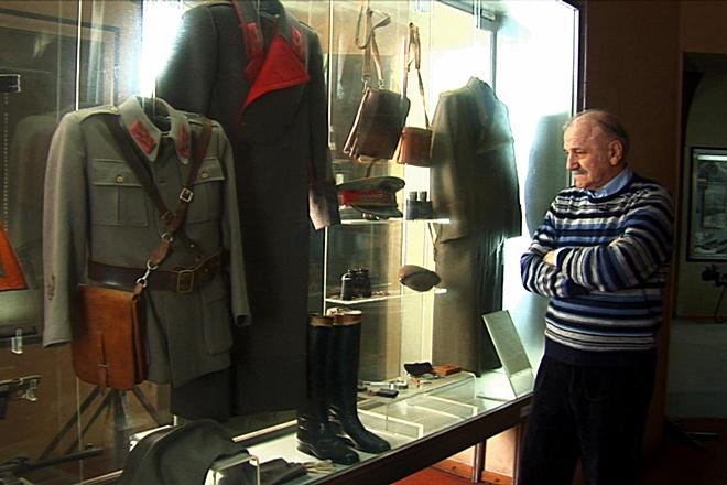 """Bata Živojinović u filmu """"Cinema Komunisto"""""""