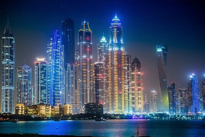 Dubai – nestvarno lep