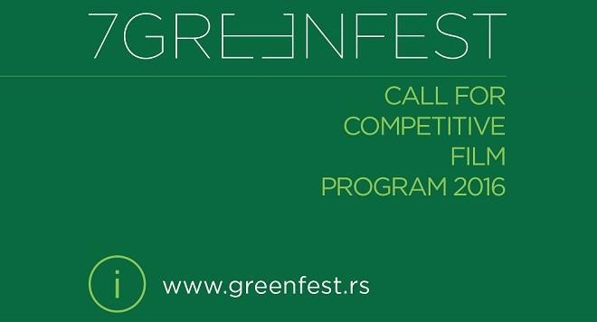 Filmski konkurs za Green Fest 2016