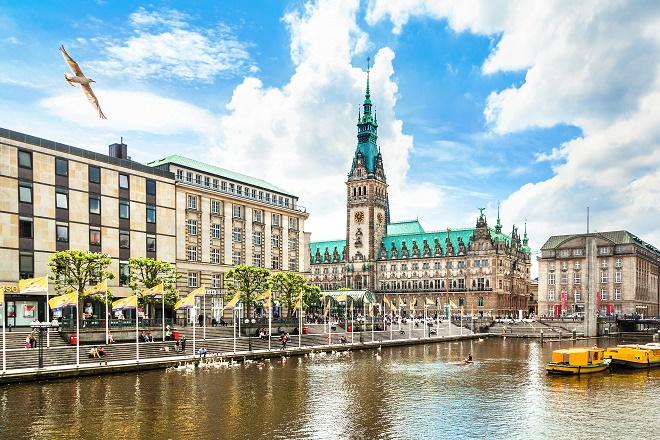Jeftinije avio karte za Hamburg