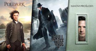Pickbox: Poldark, Greške iz prošlosti i Džekil i Hajd