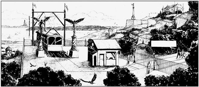Strip table Družine Dardaneli
