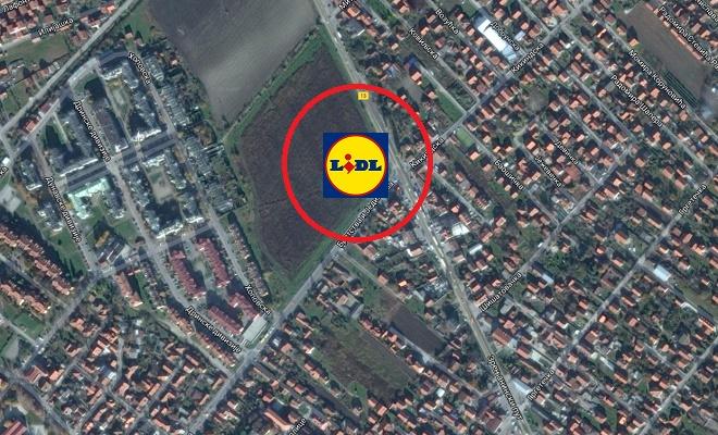 Lidl: Počela izgradnja maloprodajnog centra u Borči