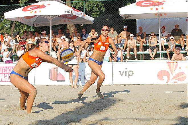 Beach Volleyball, takmičenja na Adi. Foto: VIP
