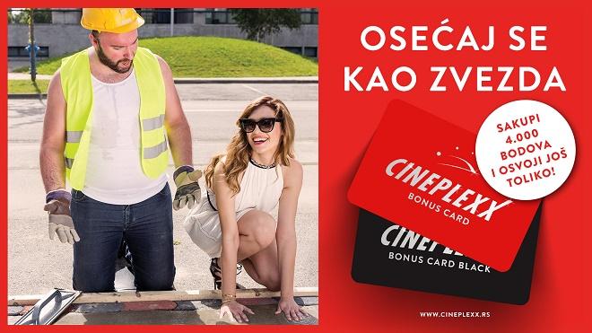 Cineplexx bonus kartica