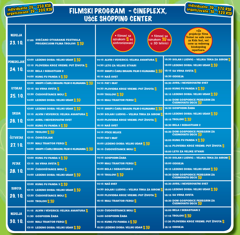 Kids Fest - Cineplexx