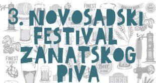 3. Novosadski festival zanatskog piva