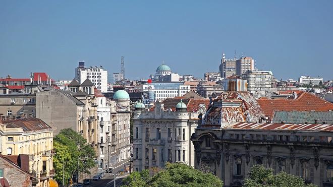 Sedam dana u Beogradu