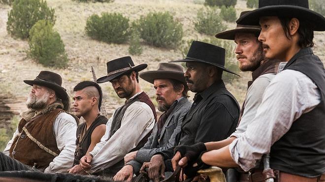 U bioskopima: Sedmorica veličanstvenih