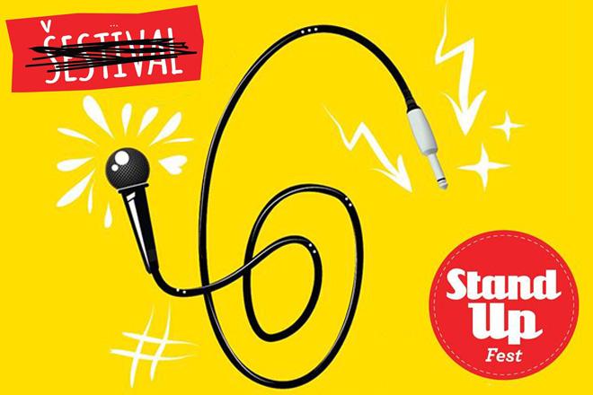 StandUpFest 2016 - Šestival