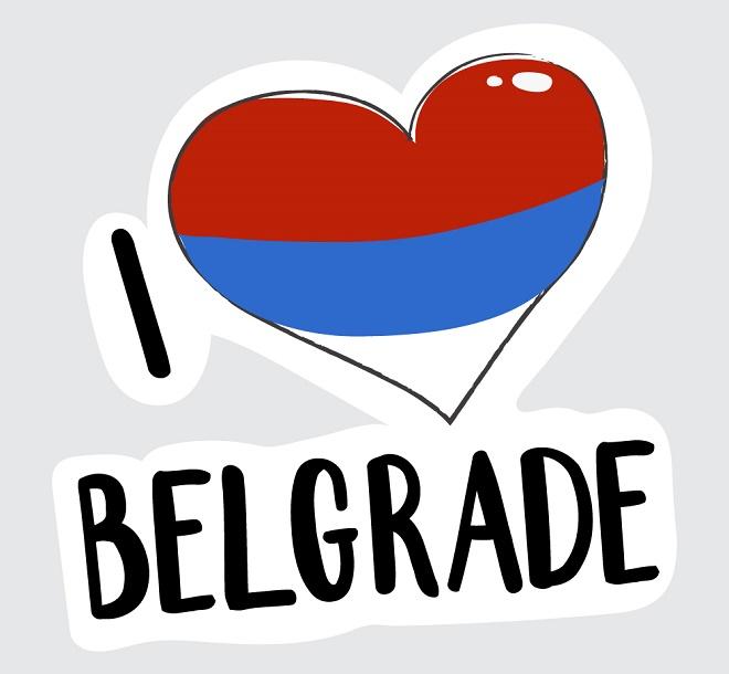 Viber - Young Love In Belgrade
