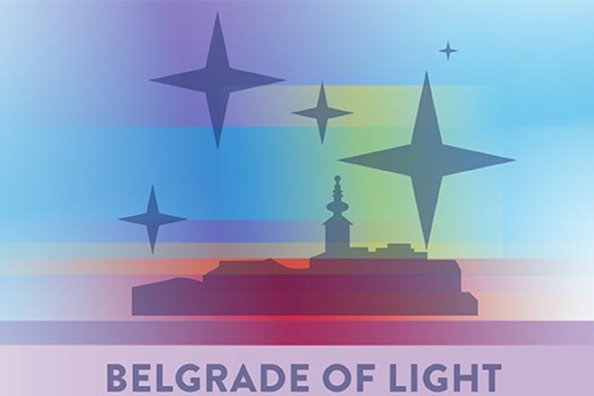 Beograd svetlosti - izložba, simpozijum, radionica za decu