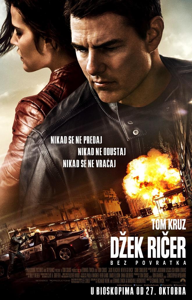 U bioskopima: Džek Ričer - Bez povratka