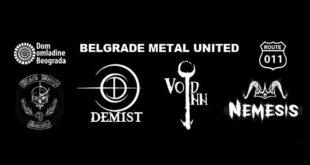 Koncert beogradske metal scene